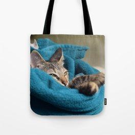 Arabela, the cat. Tote Bag