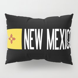 New Mexico: New Mexican Flag & New Mexico Pillow Sham