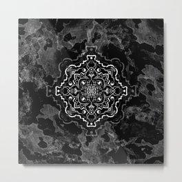 Inner paths Metal Print