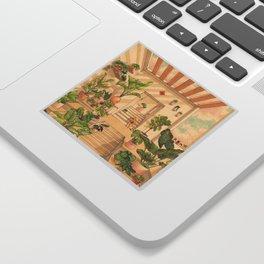 Houseplants Sticker
