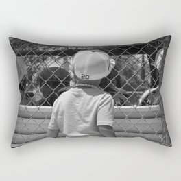Little Brother 2 Rectangular Pillow