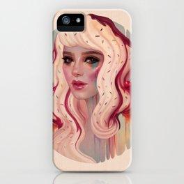 à La Mode iPhone Case