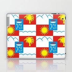 Sochi flag Laptop & iPad Skin