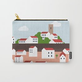 Green Istria Carry-All Pouch