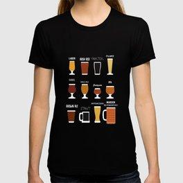 Craft Beer Beer Brewer Ipa Beer Microbrewing T-shirt