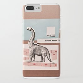 RULING REPTILES AND EDUCATION iPhone Case