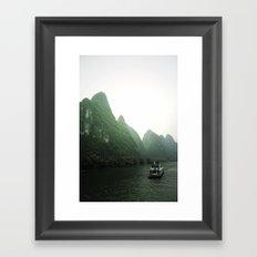 Li River II Framed Art Print
