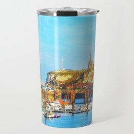 Dieppe Harbour Travel Mug
