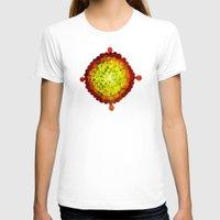 circles T-shirts featuring Circles by Vargamari