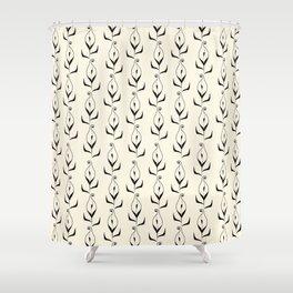 Art Deco No. 47 . Calla . Shower Curtain