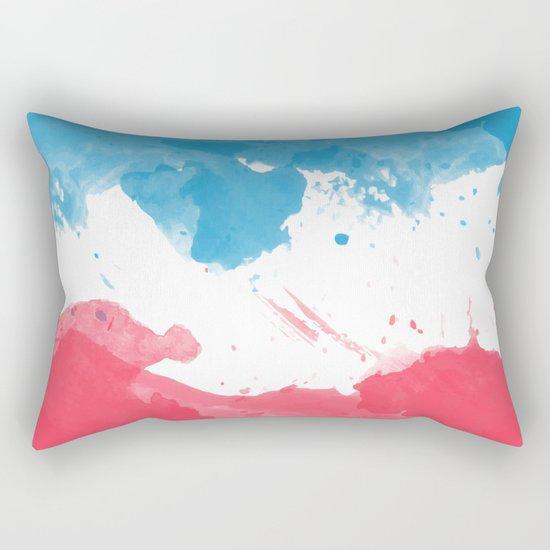 Love of France Rectangular Pillow