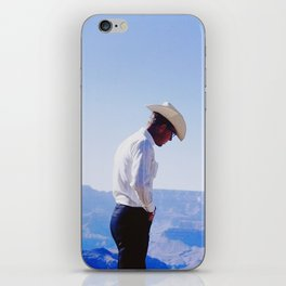 Cowboy Guide iPhone Skin