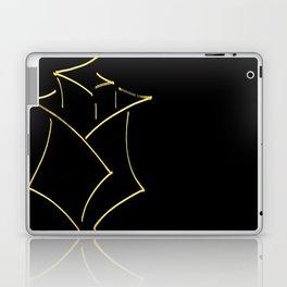 Yellow Rose (Rose Alix) Laptop & iPad Skin