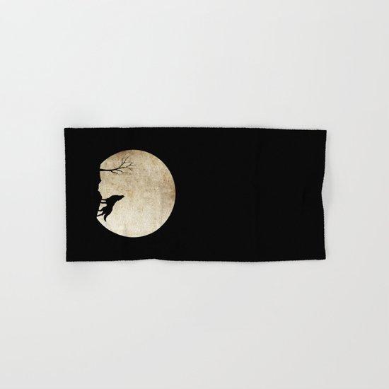 Wolf night Hand & Bath Towel