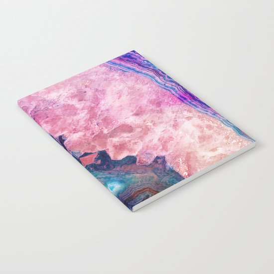 Agate #society6 #decor #buyart Notebook