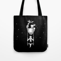 Mood Swings Tote Bag