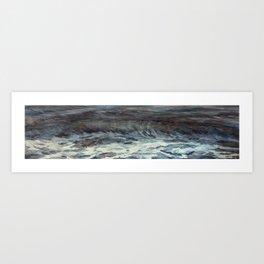 Ocean 1979 Art Print