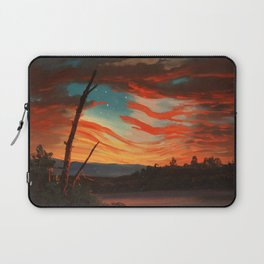 Our Banner In The Sky Laptop Sleeve