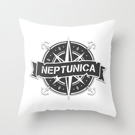 CHAINSMOKERS NEPTUNICA TOUR DATES 2019 TELUKBETUNG Throw Pillow