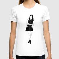 haim T-shirts featuring Honey & I by Janine