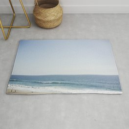 California Beach Day Rug