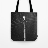 wallet Tote Bags featuring Forgetting the Big Picture and Making it Wallet Size by Linas Vaitonis