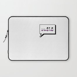 Aces are Valid Laptop Sleeve