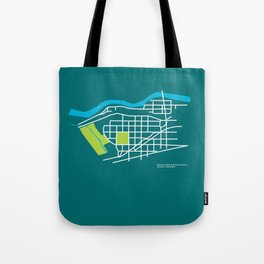 Brownes Addition / Peaceful Valley, Spokane Tote Bag
