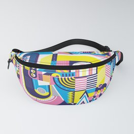 Organised Chaos Fanny Pack