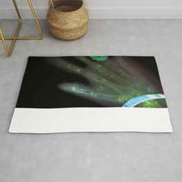 Deathly Style Rug