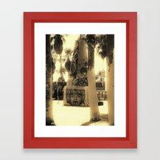 Free Art Framed Art Print