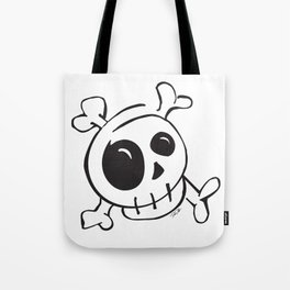 Skull v.1 Tote Bag