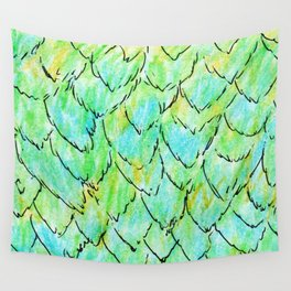 Just Feathers Wall Tapestry