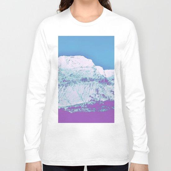 Mountain unexplained Long Sleeve T-shirt