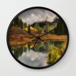 Transition by OLena Art Wall Clock