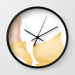 anti-prohibition love story Wall Clock