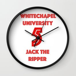 WHITECHAPEL Wall Clock