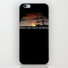 Bring me that Horizon iPhone Skin