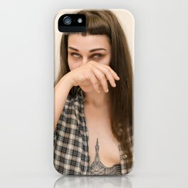 I said Goddamn iPhone Case