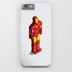 Ironman - Isometric Heroes iPhone 6s Slim Case