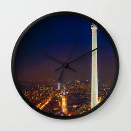 Berlin Alexanderplatz Wall Clock