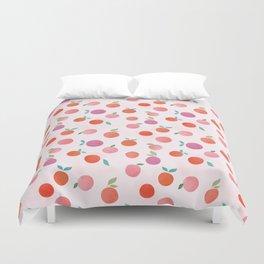 Tangerine Dream Duvet Cover