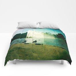 If You're a Bird, I'm a Bird  Comforters