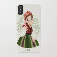 poland iPhone & iPod Cases featuring Poland by Melissa Ballesteros Parada