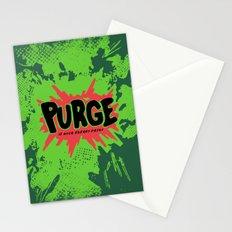 purge Stationery Cards