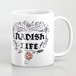 Radish Life Coffee Mug