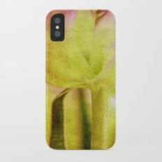 Soul Food -- Tulips at Large Slim Case iPhone X