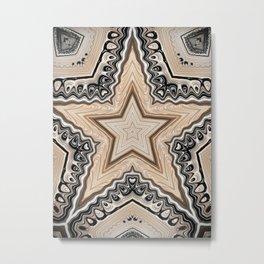estrella mercurio 2 Metal Print