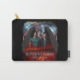 Supernatural Gods Among Us Carry-All Pouch