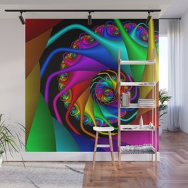 life is colorful -9- Wall Mural